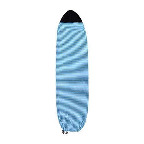 arthomer Funda Protectora de Tabla de Surf, Cubierta de Tabla de Snowboard Funda de Tabla de Surf, Cubierta Protectora de 6.3ft/6.6ft/7ft para Deportes de Surf