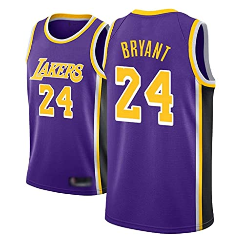 Camiseta de Baloncesto para Hombre, NBA, Los Angeles Lakers #24 Kobe Bryant....