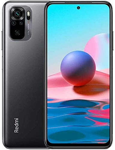 Redmi Note 10 128GB 6GB RAM Versão Global- Onyx Gray