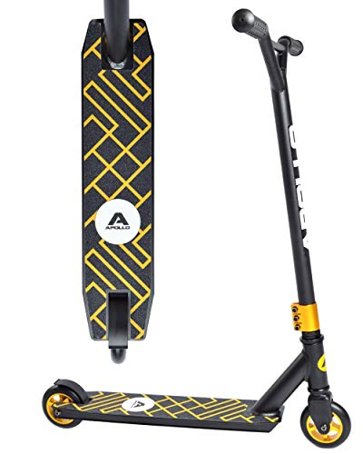 Top 10 trick scooters for kids gold for 2021