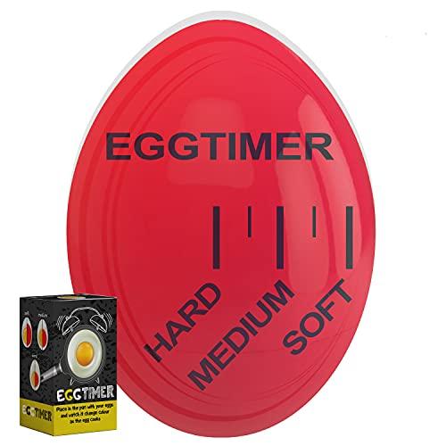 Innovative Color Changing Egg Timer Heat Sensitive