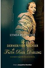 Le dernier vide-grenier de Faith Bass Darling (Chambon Littérature) (French Edition) Paperback