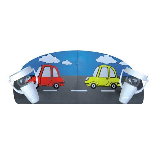 Spot-Light wandlamp Car multicolor, 2 x 40 W, E14 SP-3120240