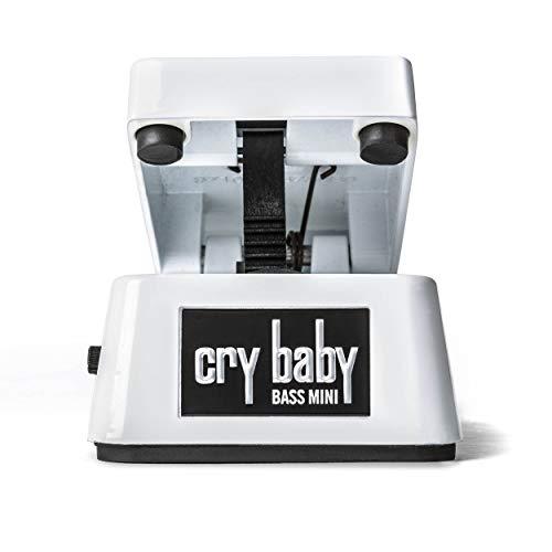 Jim Dunlop CBM105 Crybaby Bass Mini Wah · Bass Guitar Effect