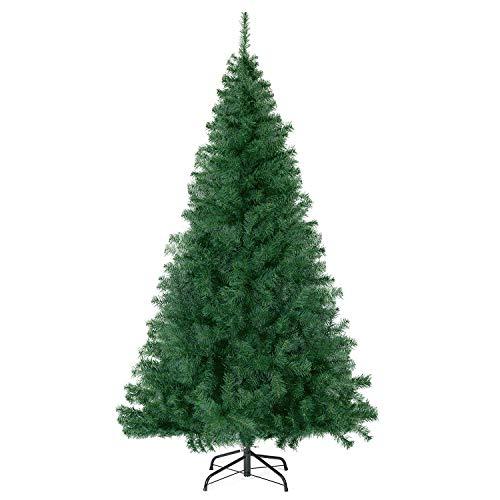 SALCAR Albero di Natale Artificiale 240 cm con 998...