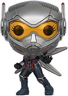 Funko POP Películas: Marvel Ant-Man y The Wasp Toy Figura de acción, Estándar, Multicolor