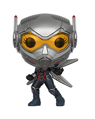 Funko- Pop Bobble: Marvel: Ant-Man & The Wasp w/Chase Man and The, Multicolor, Standard (30730) , color/modelo surtido