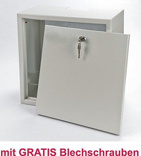 Antennenschrank / Verteilerschrank / Montageschrank 400x400x200mm
