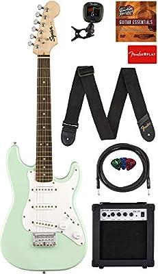 Squier by Fender Mini Strat Electric Guitar Bundles