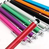 [10 Pack] MEZON Premium Universal Capacitive Touch Screen Stylus Pens – Vibrant Colours