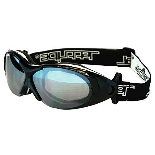Black Spark Sunglasses Floating Water Jet Ski Goggles Sport Designed for Kite Boarding, Surfer, Kayak, Jetskiing, Other Water Sports.