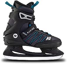 K2 Skate Mens F.I.T. Ice, Black_Blue, 10.5