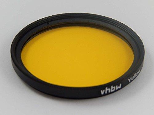 vhbw Universal Farbfilter 67mm gelb passend für Kamera Objektiv Samsung NX Lens 18-200 mm 3.5-6.3 ED OIS i-Function