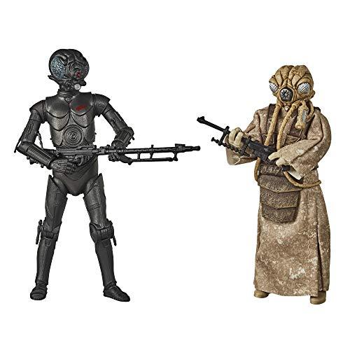 Star Wars- Figura 4-LOM y Zuckus (Hasbro E99255L0)