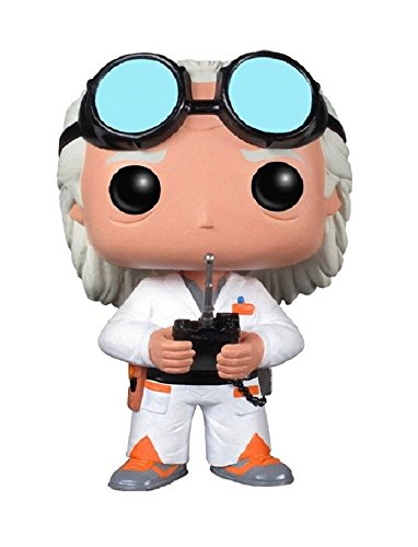 POP! Vinilo - BTTF: Doc Brown