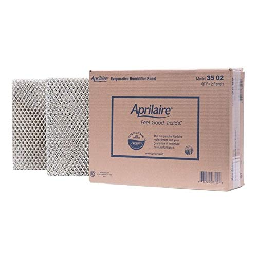 Aprilaire 35 Water Panel for Humidifier 350, 360, 560, 568, 600, 700, 760, 768 (Pack of 2)