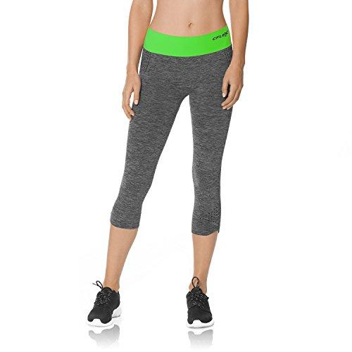 CFLEX Sportswear Collection Capri Leggings-L
