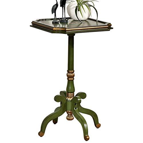 Tables basses Tables Table Basse Table D'appoint D'appoint Table De Lit Table De Thé Chambre Peinte Rétro Table De Chevet Salon Canapé Côté Table De Téléphone Mobile Tables de Dos de canapé
