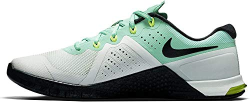 Nike Metcon 2, Scarpe Sportive Indoor Donna, Verde (Barely Green/Green Glow/Volt/Seaweed), 38.5 EU