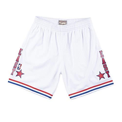 Mitchell & Ness 1988 NBA All-Star Game East Swingman Shorts Weiß, L
