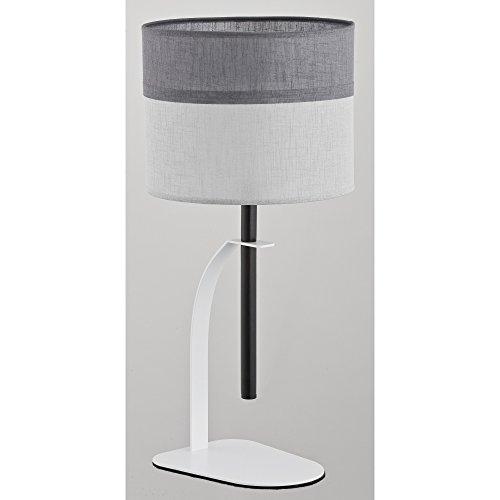 ALFA Shaggy 1 Lampe de Chevet Lampe à Poser Luminaire Lampe de Table lumière Interieur