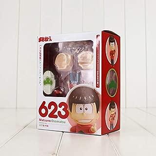 YOYOTOY 18Cm Anime Osomatsu-San Mats Karamatsu Mats Osomatsu PVC Action Figure Collectible Model Toy Boy Must Haves 4 Year Old Gifts The Favourite Comic Superhero Stickers UNbox Dolls