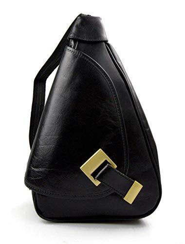 Bolso de viaje de cuero bolso de hombre bolso de mujer de piel mochila