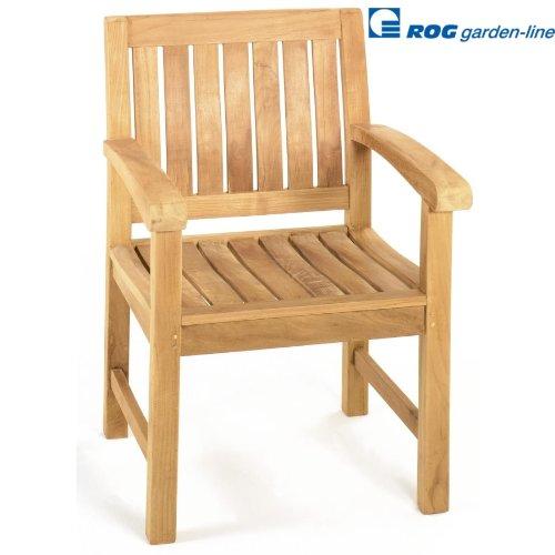 ROG garden-line TL8051: Teak Stuhl Windsor