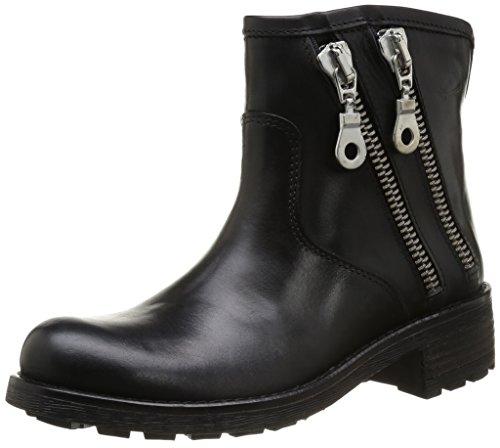 Pastelle Anna, Boots femme - Noir, 36 EU