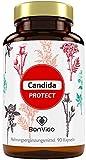BonVigo Candida Protect - Das Naturprodukt. Complex mit 16 traditionellen Pflanzen, u.a. Kurkuma, Grapefruit, Kreuzkümmel, Kresse, Zimt, Ingwer, Cayenne - Von Ernährungsexperten entwickelte...