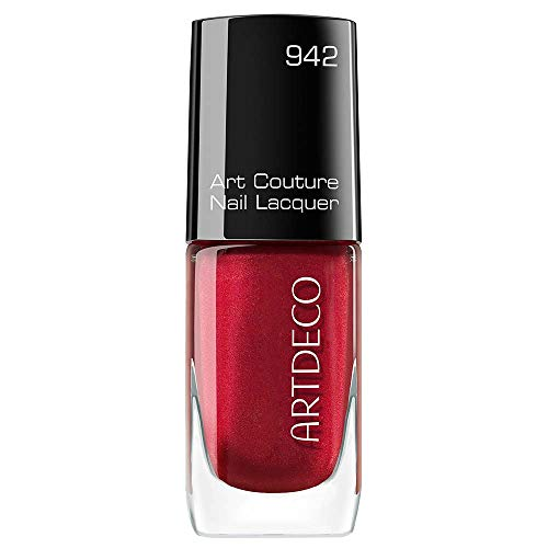 ARTDECO Art Couture Nail Lacquer, Nagellack Rot, Nr. 942, venetian red