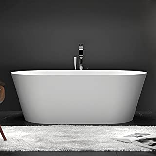 Best stone resin bathtub Reviews