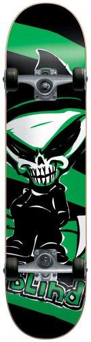 Blind Komplett Skateboard Full SS Reaper Green, multi color, 7,50 inch,