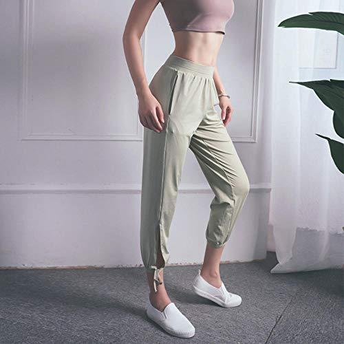 RUI Leggings voor dames, sportkleding en leggings voor fitness, broeken, benen, brede losse vork, nylon, nieuwe broek, hoge positie, vrouwelijke loop, nylon yogabroek
