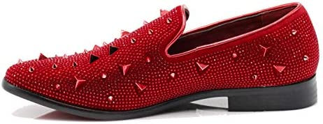 Cheap red bottom shoes for men _image0