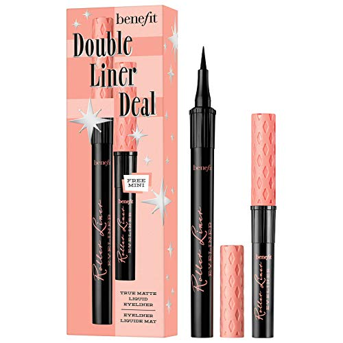 Benefit Roller Liner (Duo (1 ml & 0,5 ml), Schwarz