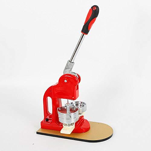 Máquina para hacer chapas (58 mm)