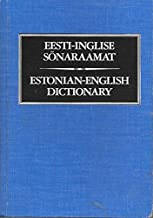 eesti inglise dictionary