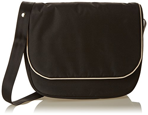 EasyWalker ej10033 June Nurserybag, Wickeltasche, schwarz / off-white