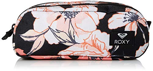 Roxy womens Da Rock Pencil Case, anthracite sample new flowers, 1SZ