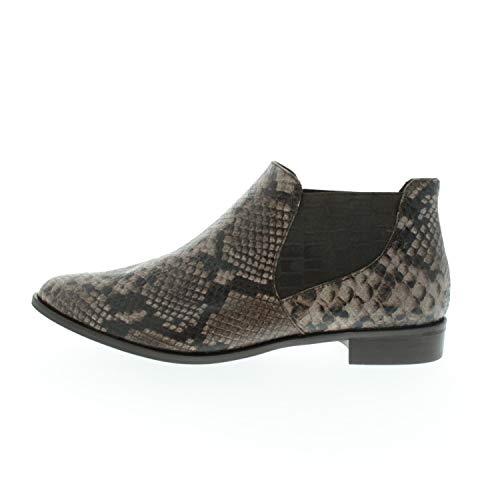 Gadea Damenschuhe Chelsea Boots Anaconda Castor Braun MOMY-B 39779 (Numeric_38_Point_5)