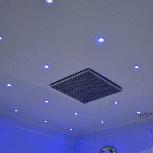 Home Deluxe Design XL Duschtempel, inkl. Dampfdusche - 6