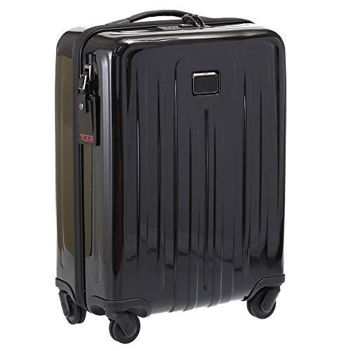 [トゥミ] スーツケース キャリーケース TUMI キャリーオン 軽量 37L 4輪 ブラック 22804007 D4 V4 CARRY-ON [並行輸入品]