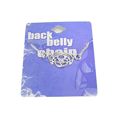 Random Back Belly Chain Pierceless Body Jewelry