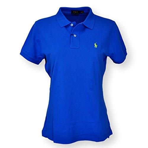 Ralph Lauren Polo-Shirt für Damen, Skinny Fit Large