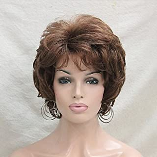 Coiffure femme cheveux court ondules