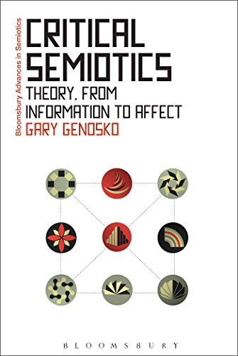 Compare Textbook Prices for Critical Semiotics: Theory, from Information to Affect Bloomsbury Advances in Semiotics  ISBN 9781472596369 by Genosko, Gary,Bouissac, Paul