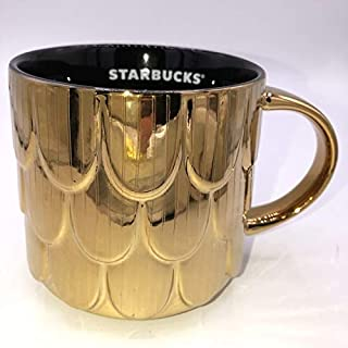 Starbucks Gold Scale Coffee Cup 2019