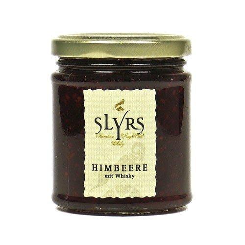 Himbeere mit SLYRS Whisky (Fruchtaufstrich / 225 g)
