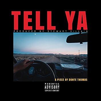 Tell Ya (feat. Farnell Newton)